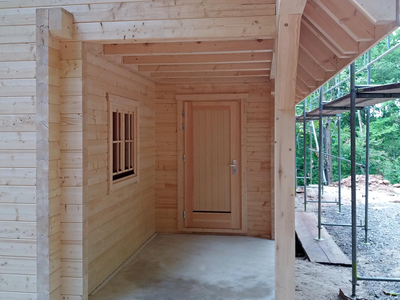 Holzbau Molsen –Blockhaus