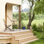 Terrasse Holzbau Molsen