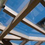 Holzbau Molsen – Glasdach